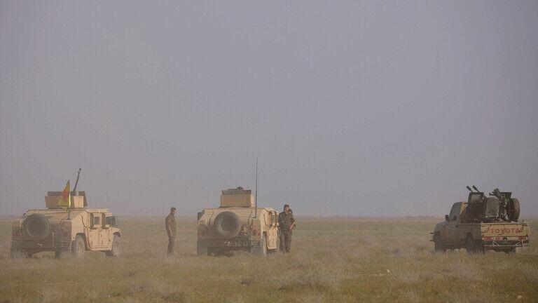 خبرنگاران حمله به کاروان نظامیان آمریکا در سوریه سه زخمی برجای گذاشت