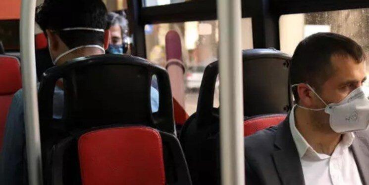 تصمیم ستاد ملی مقابله با کرونا درباره اتوبوس های شهری ، ضربدرها بی اثر شد