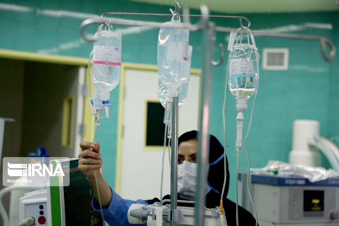 خبرنگاران کیست 11.5 کیلویی از شکم زن جوان در رشت خارج شد