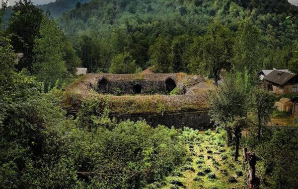 قلعه کوتول شاه؛به جامانده از دوره تیموریان در سیاهکل، عکس