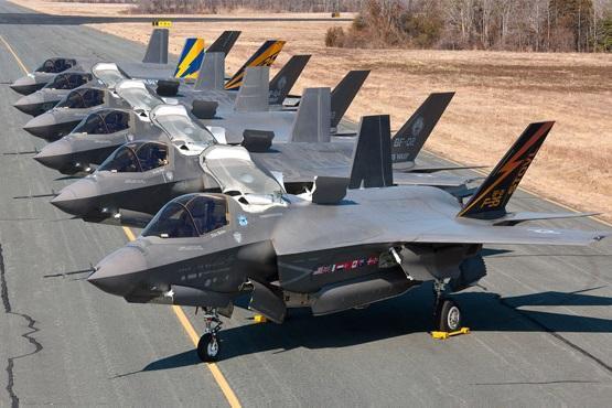 پنتاگون: در ساخت اف35 به ترکیه وابسته هستیم