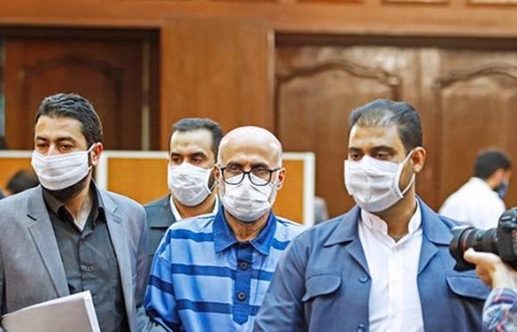 نماینده دادستان: چرا آقای طبری کار های متهمان مالی را پیگیری می کرد