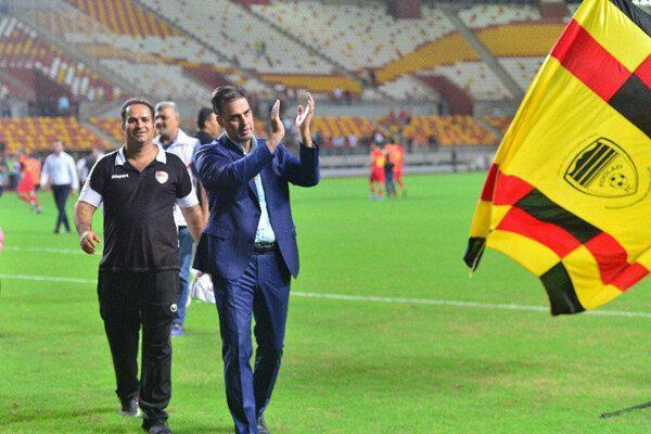 حمله تند آذری به مدیران فوتبال