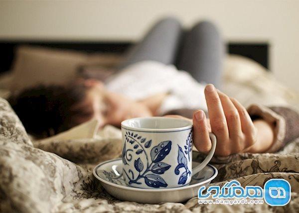 7 ماده غذایی که بهتر از قهوه شما را از خواب بیدار می نمایند!
