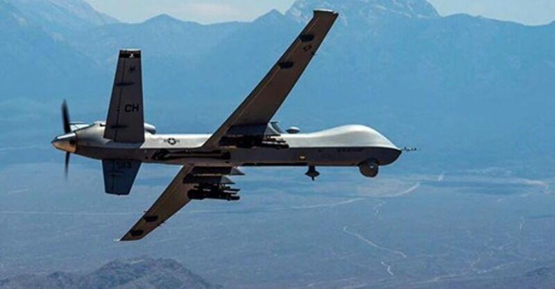 مرگ 20 تروریست خارجی طی حملات هوایی در قندهار