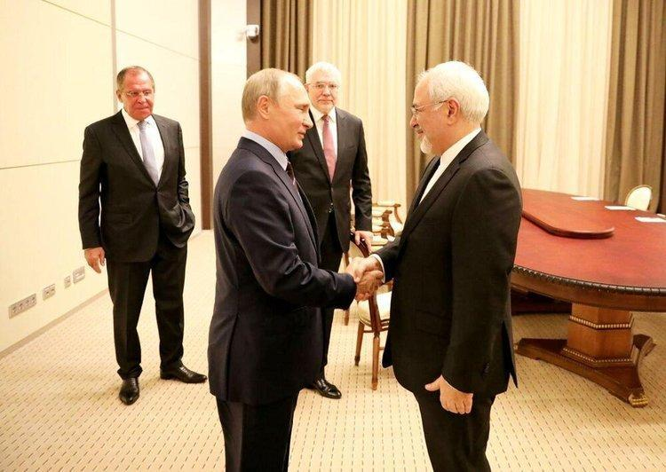 ماموریت تازه پوتین با موضوع ایران؟