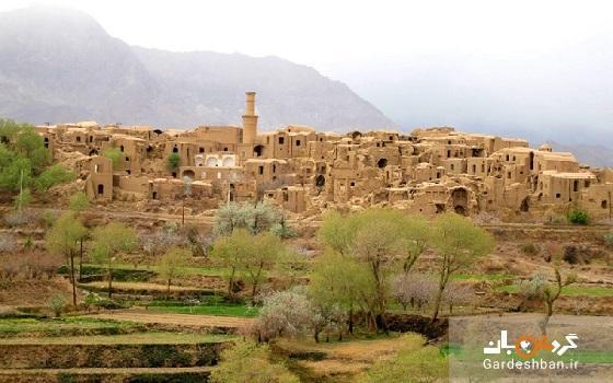 سفر به روستای باستانی خرانق در یزد، تصاویر