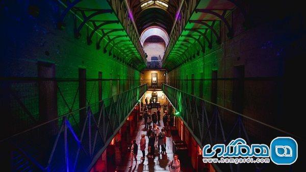ملبورن گاول ، گردش در زندانی قدیمی و تاریخی