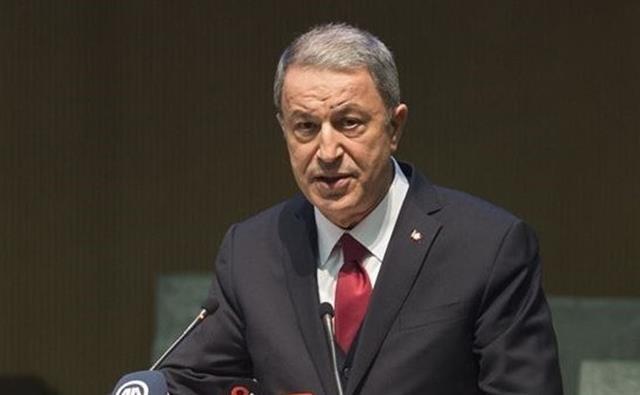 وزیر دفاع ترکیه به بغداد می رود