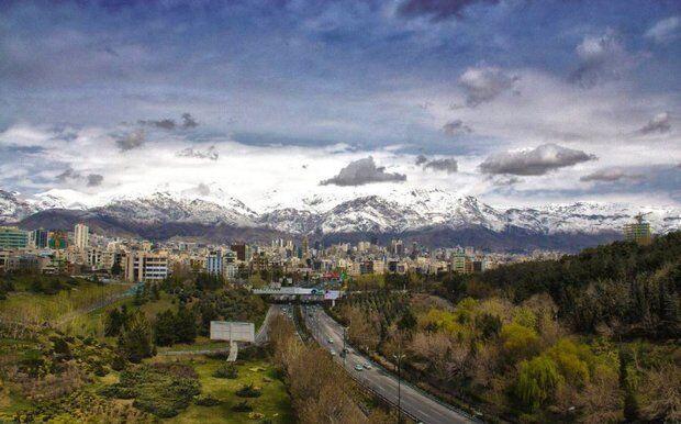 خبرنگاران تهران سی امین روز متوالی هوای سالم را تجربه کرد