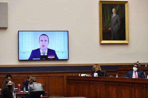 شهادت تازه مدیران فیس بوک و توئیتر در سنای آمریکا