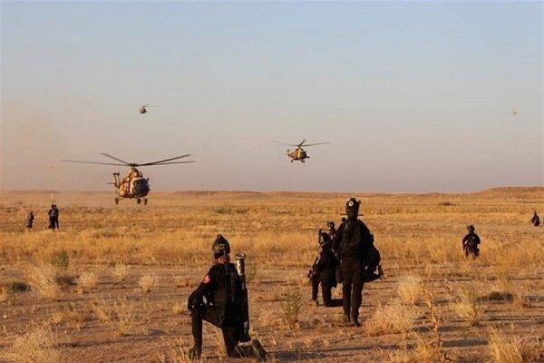 عملیات ارتش عراق علیه بقایای داعش، 8 تکفیری بازداشت شدند