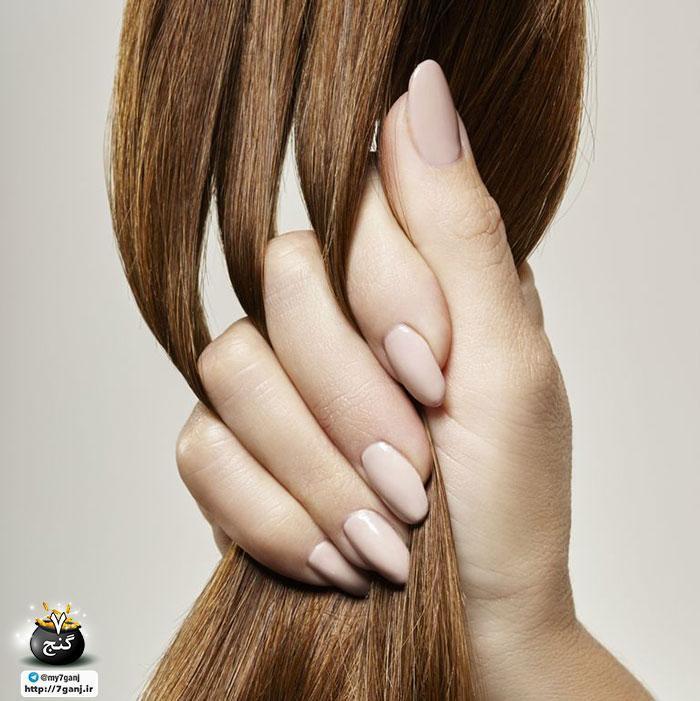 مواد غذایی مفید برای تقویت مو و ناخن