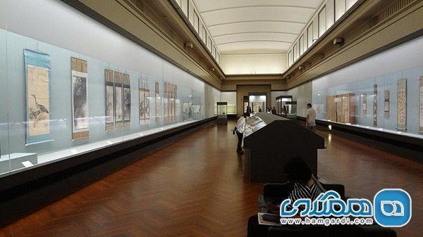 دیدنی هایی که در موزه ملی توکیو چشم به راه علاقمندان هستند