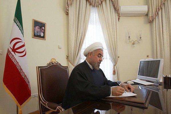 روحانی: نیروی انتظامی به خوبی از عهده ماموریت های خود برآمده است