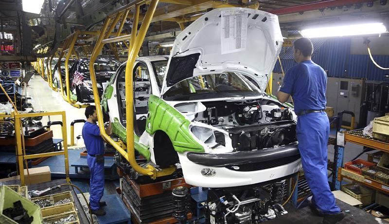 اعلام آمار فراوری خودرو در 7 ماهه سال جاری