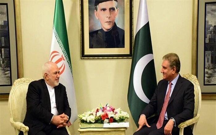 وزارت امور خارجه پاکستان: سفر ظریف در جهت تحکیم همکاری های دوجانبه و منطقه ای است