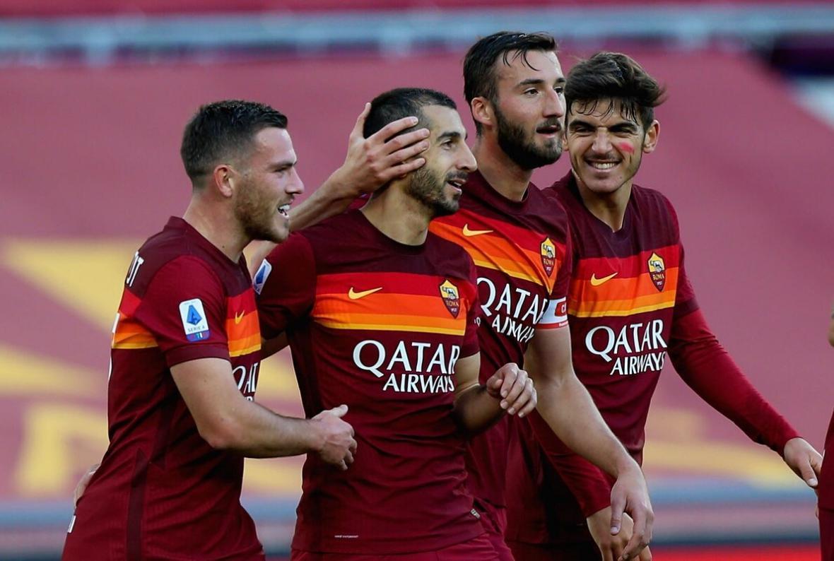 رم با برتری مقابل پارما به رده سوم رسید