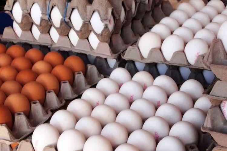 تخم مرغ شانه ای 40 هزار تومان!
