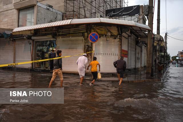 علت آبگرفتگی های مداوم شهرهای جنوبی ایران، راه حل چیست؟