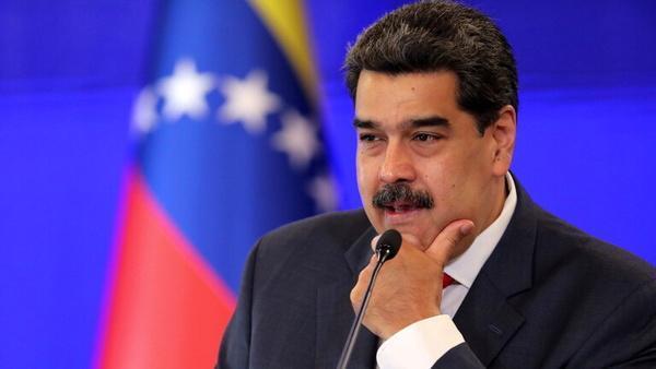 ابراز تمایل مادورو برای گفت&zwnjو&zwnjگو با دولت بایدن