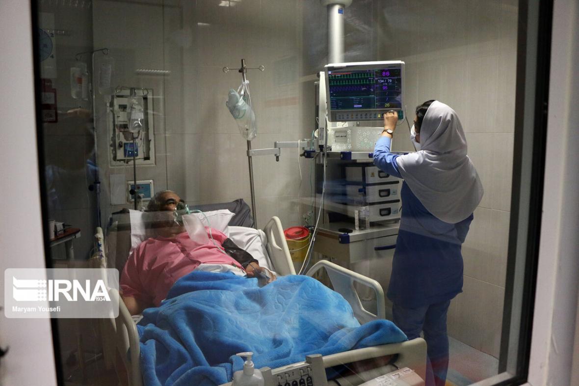 خبرنگاران 74 بیمار بدحال کووید 19 در البرز بستری شدند