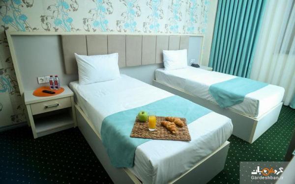 هتل آلتوس (Altus Hotel) باکو ؛ از هتل&zwnjهای 5 ستاره شهر، عکس