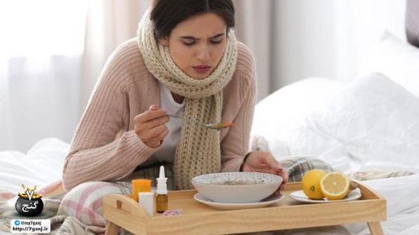 65 غذای نامناسب در دوران سرماخوردگی یا آنفولانزا