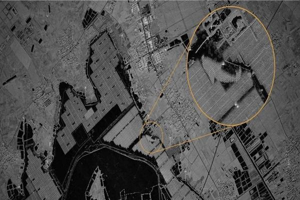 تصاویر ماهواره کاپلا 2 از سطح زمین با قابلیت های متفاوت
