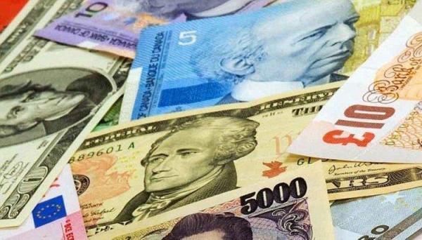 نرخ رسمی 23 ارز کاهشی شد