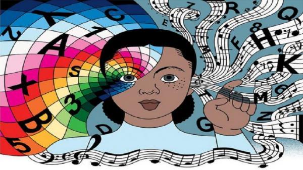 بیماری مرموز؛ شنیدن رنگ ها و چشیدن کلمات