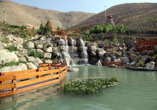 پارک آبشار تهران و جاذبه های آن