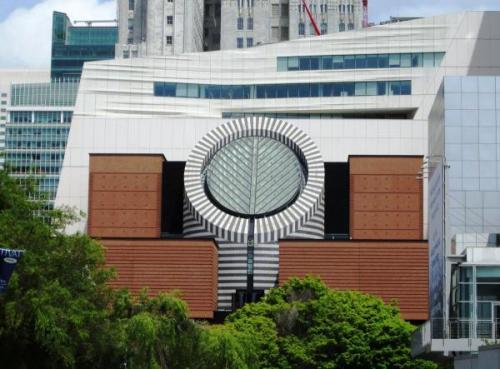 مقاله: موزه هنرهای مدرن سانفرانسیسکو آمریکا (SFMOMA)