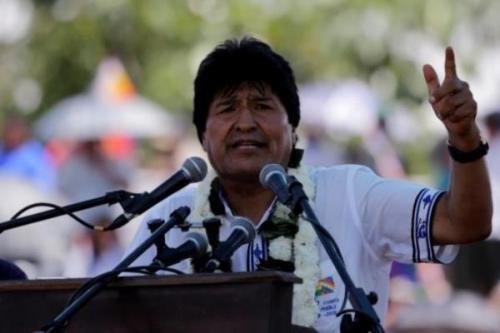 عاملان و آمران کودتا در بولیوی باید مجازات شوند
