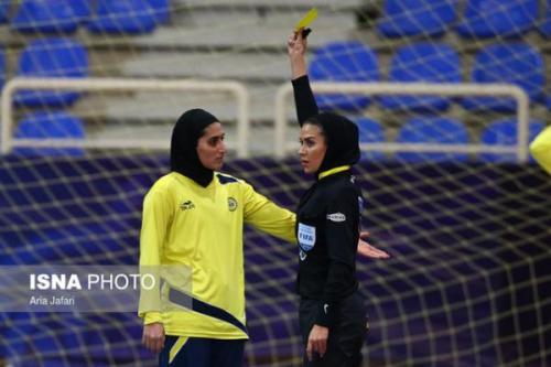 گلاره ناظمی: حضور در جام باشگاه های زنان آسیا حق ما بود، سخت گیری بیشتر می شود