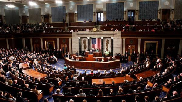 رای سنا به قانونی بودن برگزاری استیضاح ترامپ خبرنگاران