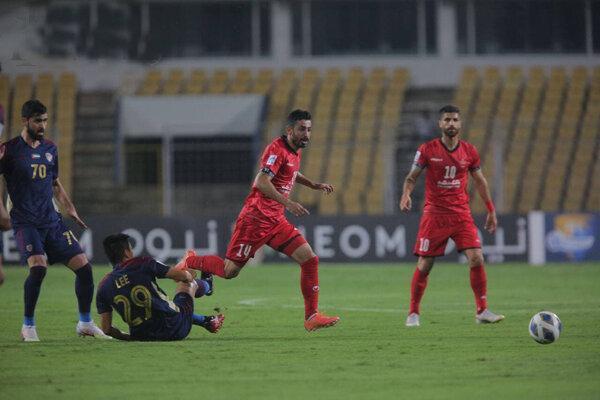 پرسپولیس به دنبال چهارمین پیروزی آسیایی مقابل الوحده امارات