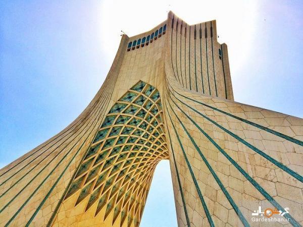 برج آزادی؛ نماد مهم تهران