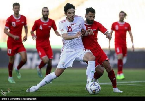 عضو هیئت رئیسه فدراسیون فوتبال سوریه: از نتیجه قرعه کشی خوشحالیم، باید صعود کنیم
