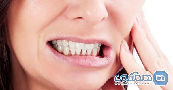 دلیل دندان قروچه در خواب