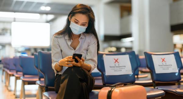 چطور در هواپیما و فرودگاه به کرونا مبتلا نشویم؟
