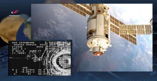 شکاف های نو در ایستگاه فضایی بین المللی کشف شد