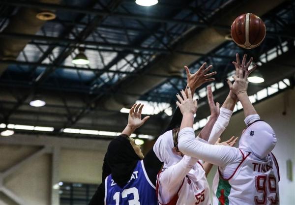 تاسف شجاعی از تصمیم تیم بسکتبال مهرام تهران، قرعه کشی مجدد انجام نمی گردد