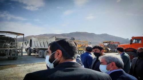 ارتقای راستا ایرانشهر، مهرستان به رونق تجارت و مبادلات مرزی منجر می گردد